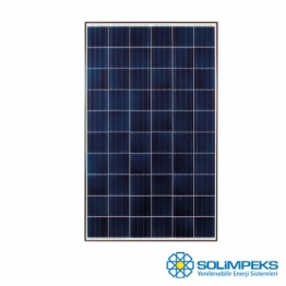 Solimpeks 275  W Polikristalin Panel
