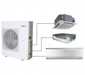 Viessmann Vitoclima 300-S/HE Free Joint DC Inverter Çoklu Sistem Klimaları